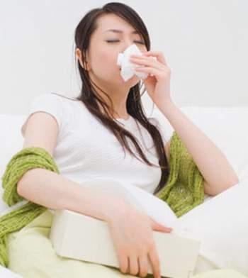 viêm mũi dị ứng, bệnh dễ mắc phải của bà bầu