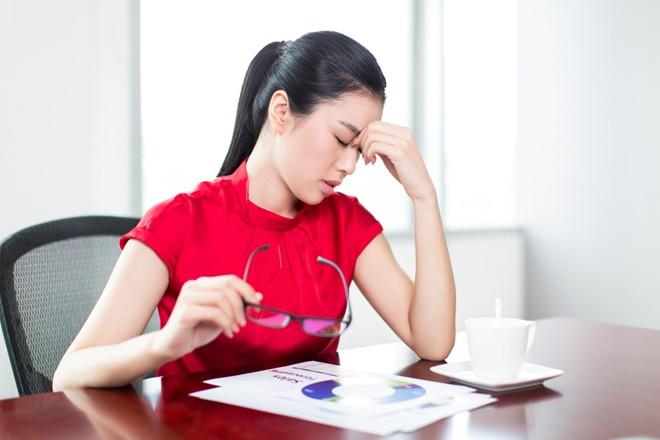 Dân văn phòng dễ bị tăng huyết áp