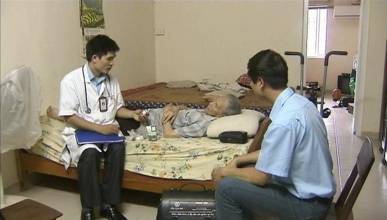 Bác sĩ khám bệnh tại nhà ONKY